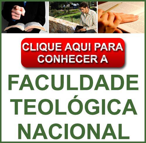 Formulário de Cadastro Faculdade Teológica Nacional