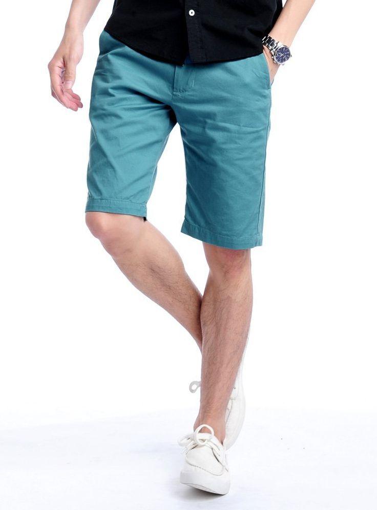 JACK PORT_JACK PORT(ジャックポート) 綿100% チノ ショートパンツ メンズ 短パン チノパン コットン 男性 春 夏 JPP05244_通販_Amazon アマゾン