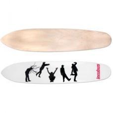 Longboard de Incubus $106208