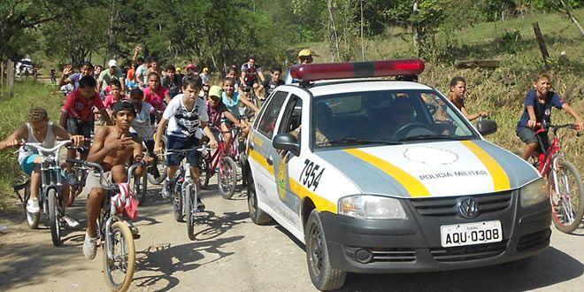 Passeio Ciclístico no ''Dia do Trabalhador'' - http://projac.com.br/noticias/passeio-ciclistico-no-dia-do-trabalhador.html