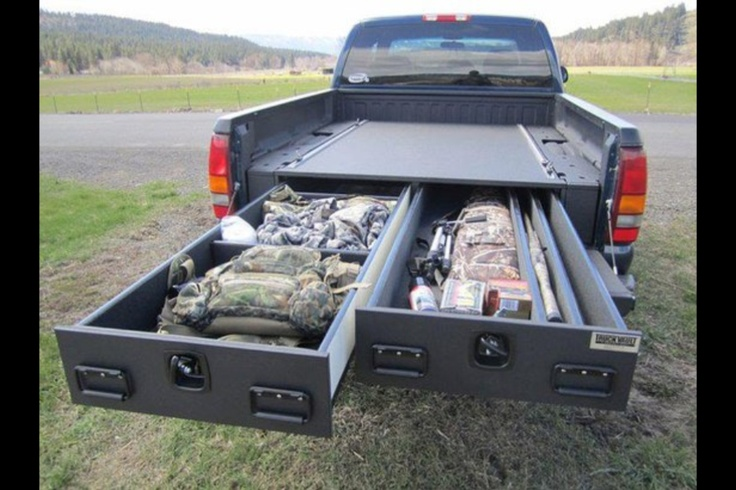 How To Install A Truck Bed Storage System Drawers