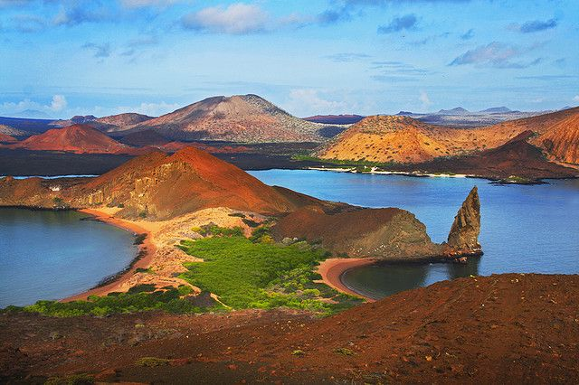 Cant wait to go here with Mau and visit some of his family there ❤ Galapagos Islands bartolome island.
