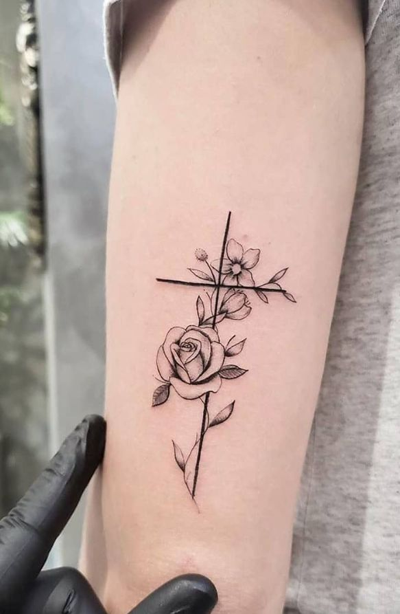 100+ Pretty Tiny Tattoo Design für Frauen – Seite 51 von 106 – Fashionsum Blog