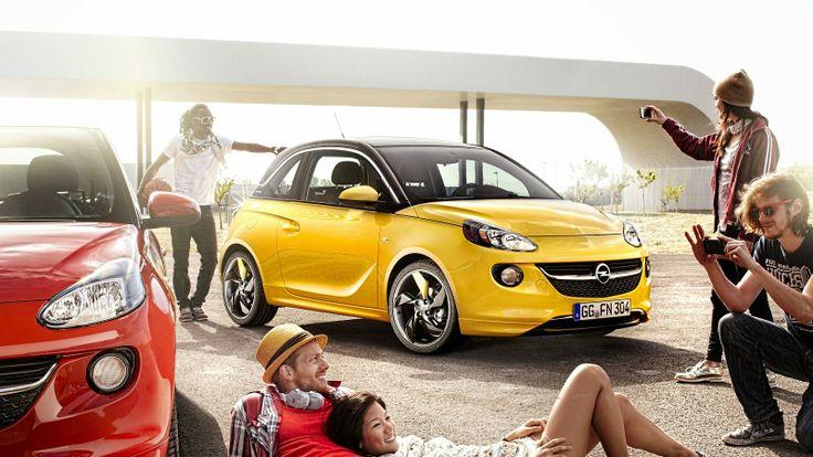 Opel Adam 2013 | Cars Wallpapers