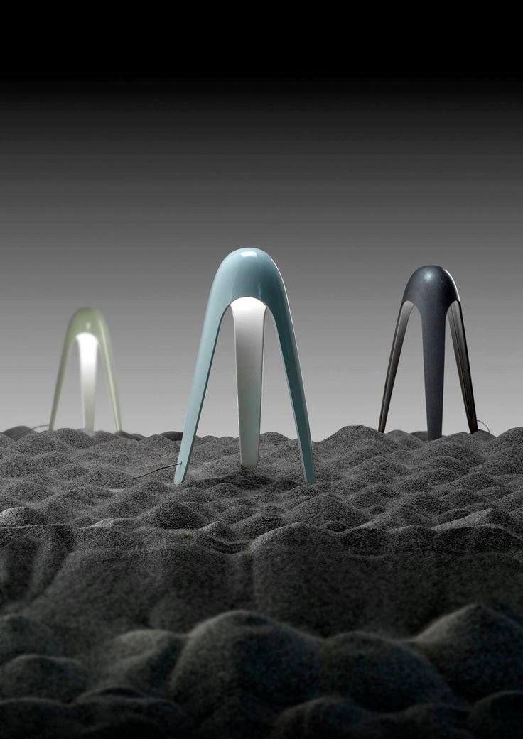 Cyborg Lamp, Martinelli Luce, Italy, 2015