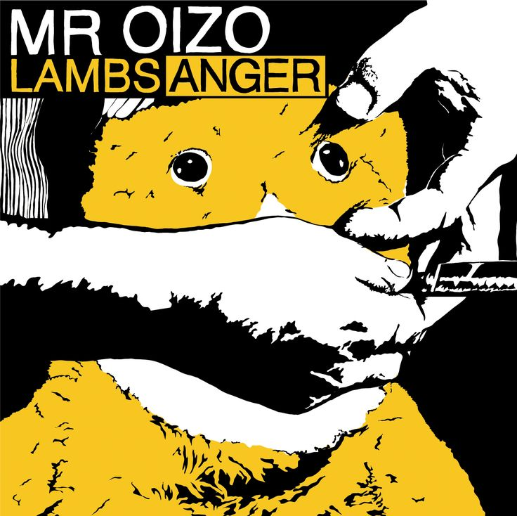 Mr Oizo, Lambs Anger Artwork by So Me | EP and album covers ...