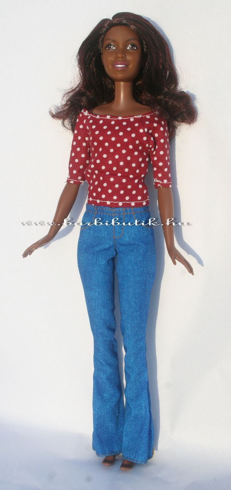 Magas Barbiem, olyan kis kedves arca van! :) / Tall Barbie