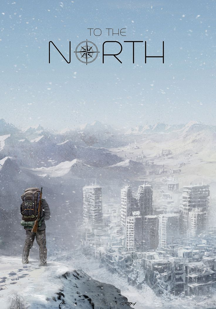 to the north cover by 5ofnovember.deviantart.com on @DeviantArt