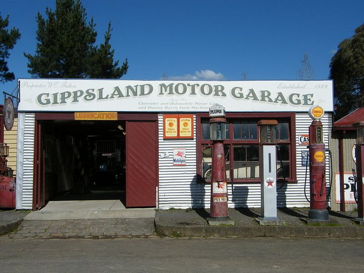 File:Gippsland Motor Garage, Old Gippstown.JPG