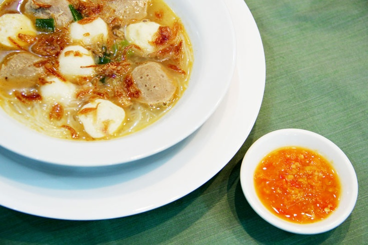 Hot & Desirable Sup Baso Campur by VideoResep