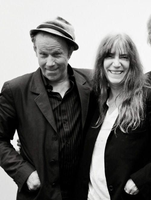 Tom Waits & Patti Smith, uncredited