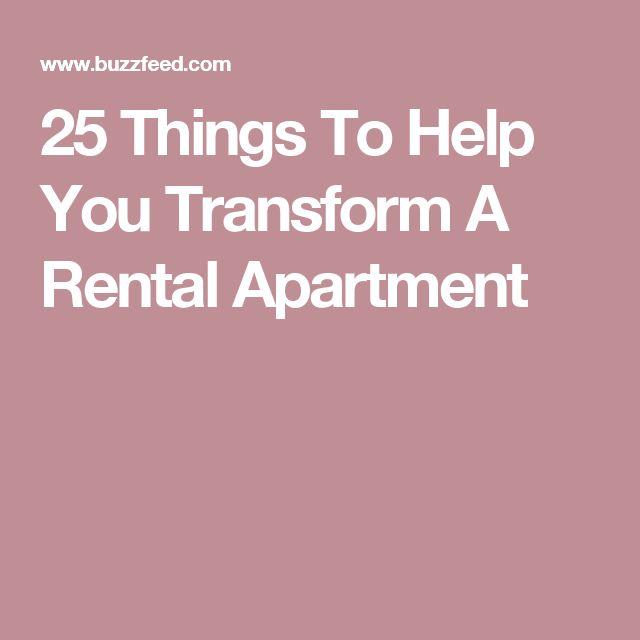 Apartment Rental Help: Best 25+ Decorating Rental Apartments Ideas On Pinterest