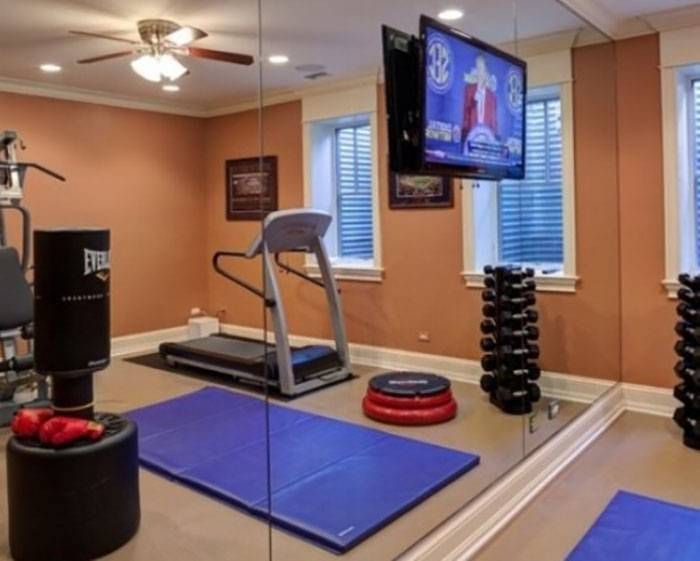 Mini Gym At Home Ideas All You Need To Know Casanesia In 2020 Mini Gym Home Gym Design Workout Room Home