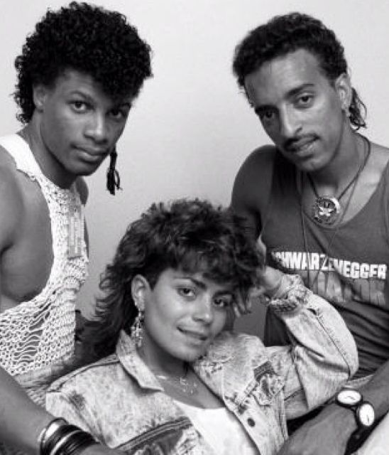 """Lisa Lisa and Cult Jam, urban contemporary band comprised of Lisa """"Lisa Lisa"""" Velez, Alex """"Spanador"""" Moseley, & Mike Hughes. Assembled & produced by Full Force, they were one of 1st freestyle music groups to emerge from NYC in the 1980s. The group is best known for hits I Wonder If I Take You Home, Head to Toe, All Cried Out, Lost in Emotion, & Let the Beat Hit 'Em. When the group disbanded, Lisa Lisa pursued a solo singing and acting career, releasing Skip to My Liu & When I Fall in Love."""