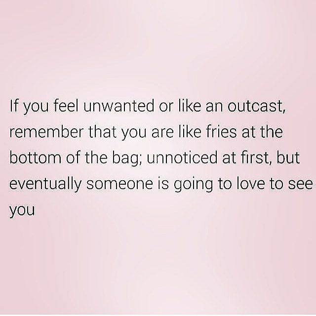 With images) Outcast quotes, Feeling unwanted, How are