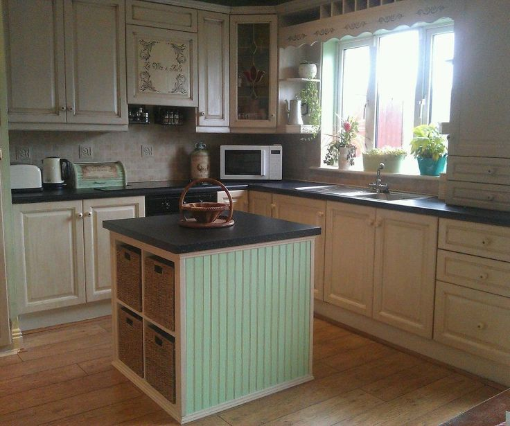 Best Chalk Paint Kitchen Cabinets: Repurpose~Reuse~Recycle On