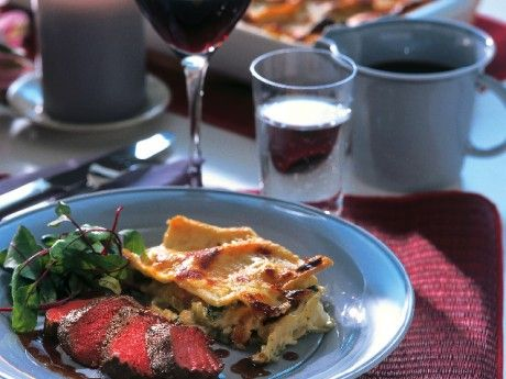 Enbärssås till rökt kött – Allt om Mat