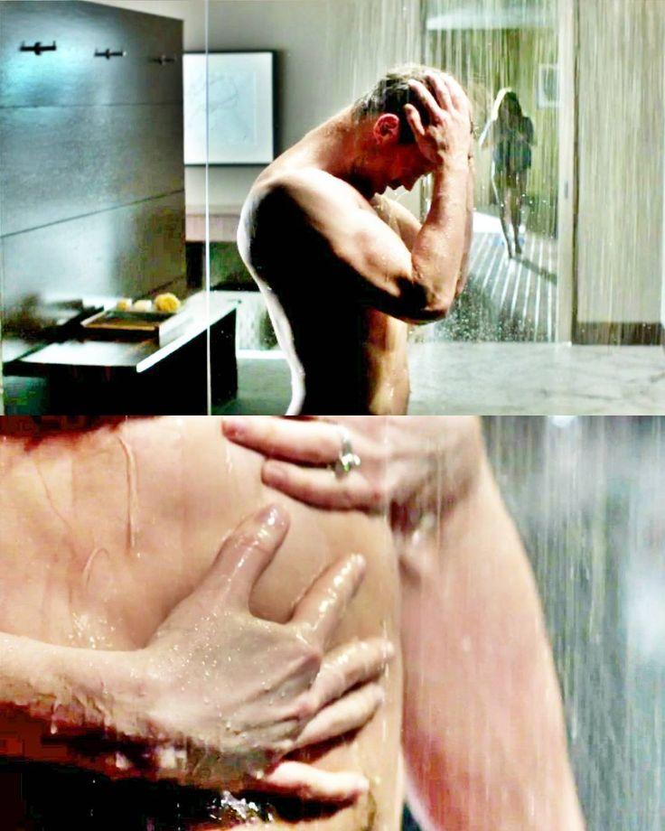 Shower scene  #FiftyShadesFreed