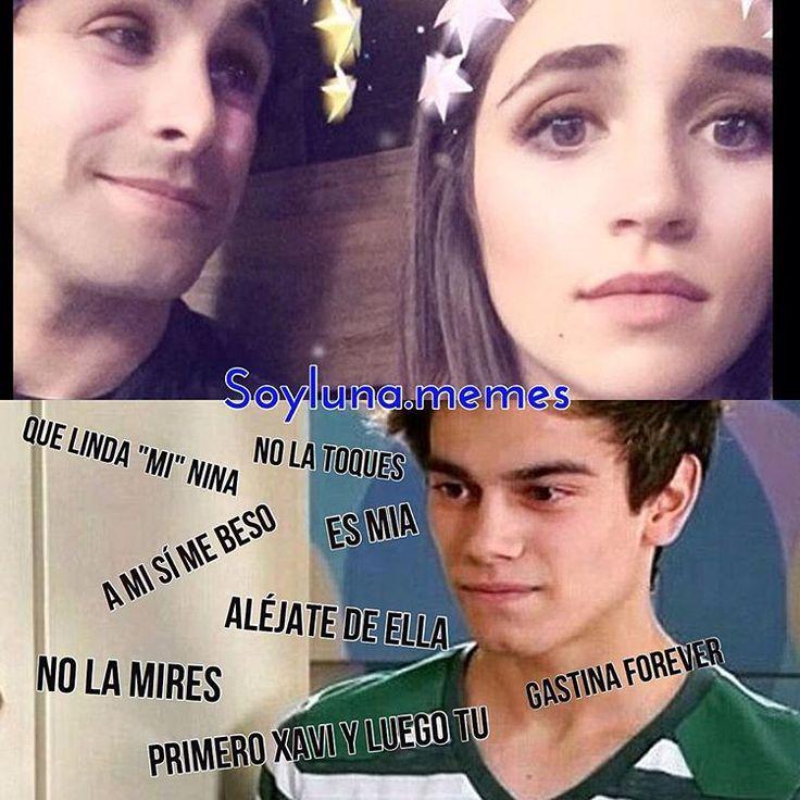 #gastina4ever ❤️ Quiero mucho a Pedro pero nadie; NADIE; va a separar a gastina!! - L #soyluna #soylunamemes