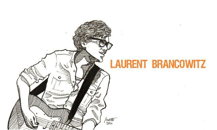 Phoenix - Laurent Brancowitz by inezwandita on DeviantArt
