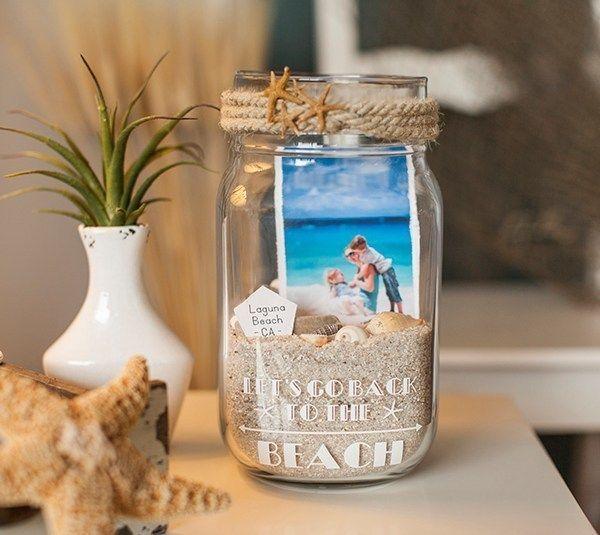 24 Amazing DIY Ideas To Bring The Beach To Your Home. - http://www.lifebuzz.com/beach-diy/