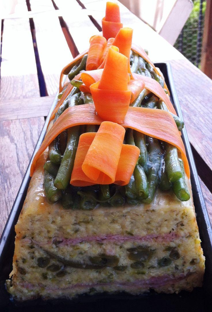cake zucchine