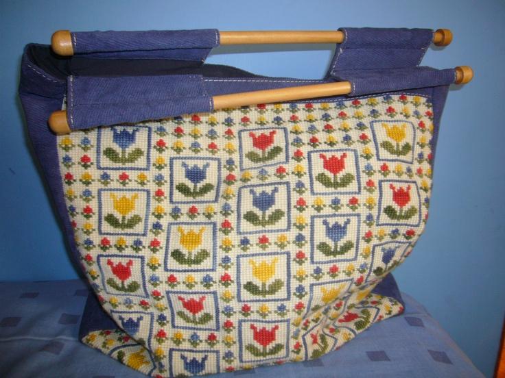 lindo bolso para manualidades