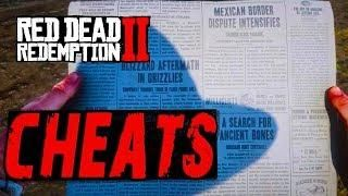35 37 Red Dead Redemption 2 Cheat Codes Updated Again New Cheats