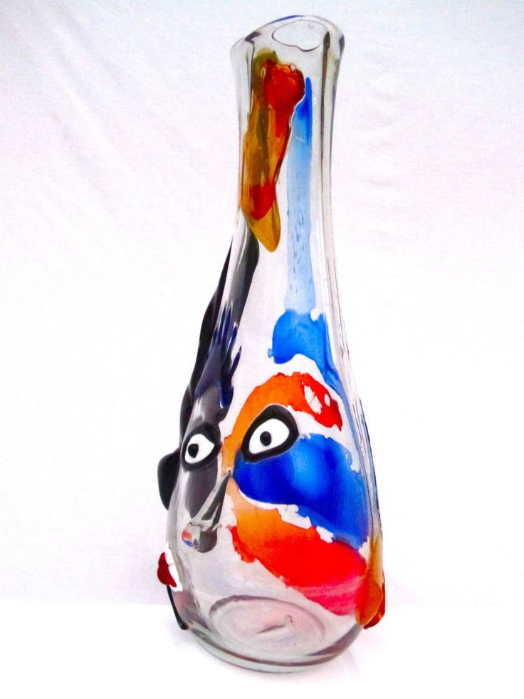 17 Best Images About Murano Glass Inspirations On Pinterest Abstract Art Picasso Style And