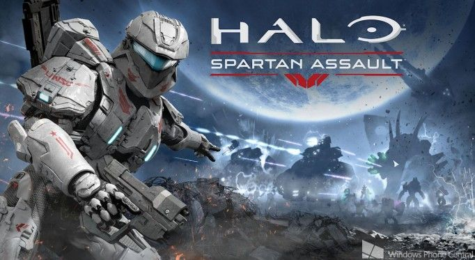 Halo: Spartan Assault, coming to WP8 and Win8 in July | WPCentral