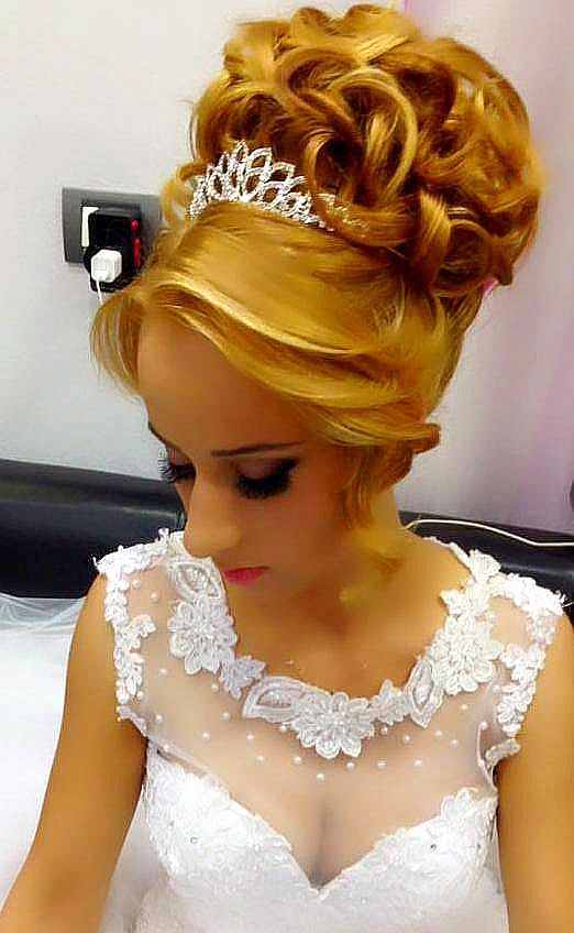 princess updo ideas