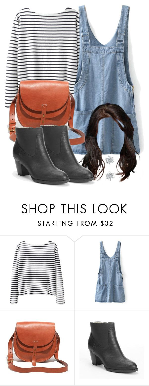 """""""Allison Inspired Barbecue Outfit"""" by veterization ❤ liked on Polyvore featuring Wood Wood, Chicnova Fashion, Madewell, Chaps and Monet"""