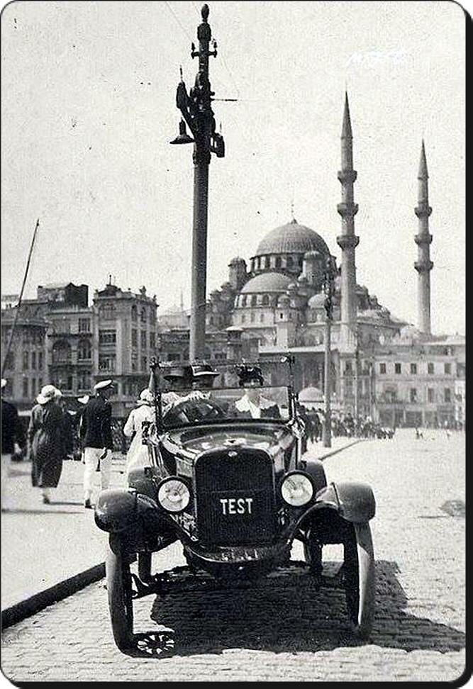 Galata köprüsü - 1930'lar