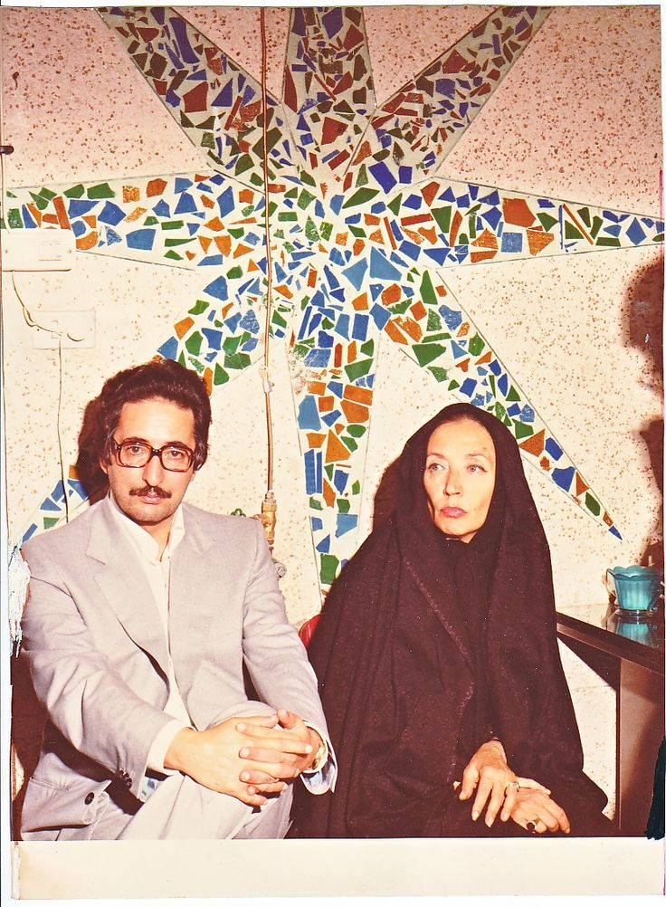 Oriana Fallaci Interview with Khomeini