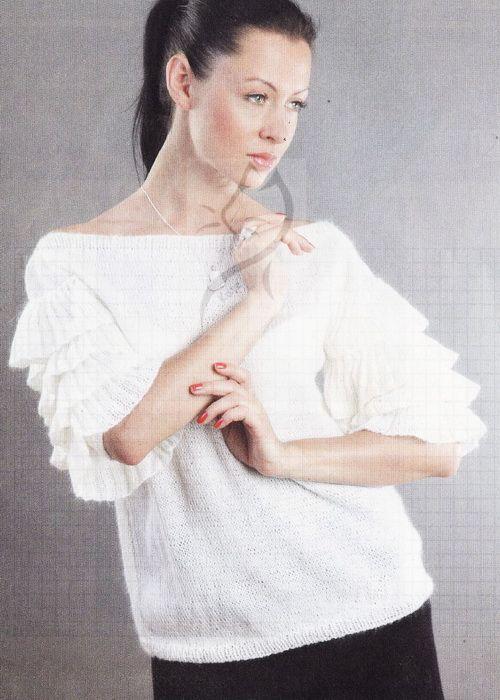 Азбука вязания - №10 - 2017