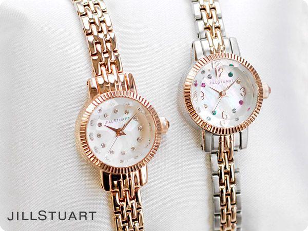 【楽天市場】腕時計> ジルスチュアート(JILL STUART)> ファセット ジェム:NUTS(時計&デザイン雑貨)