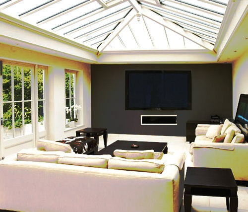 34 best Conservatory Ideas images on Pinterest | Architecture ...