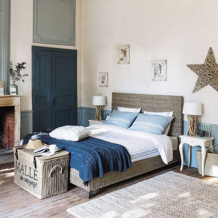 17 meilleures id es propos de chambre coucher de bord for Valet de chambre maison du monde