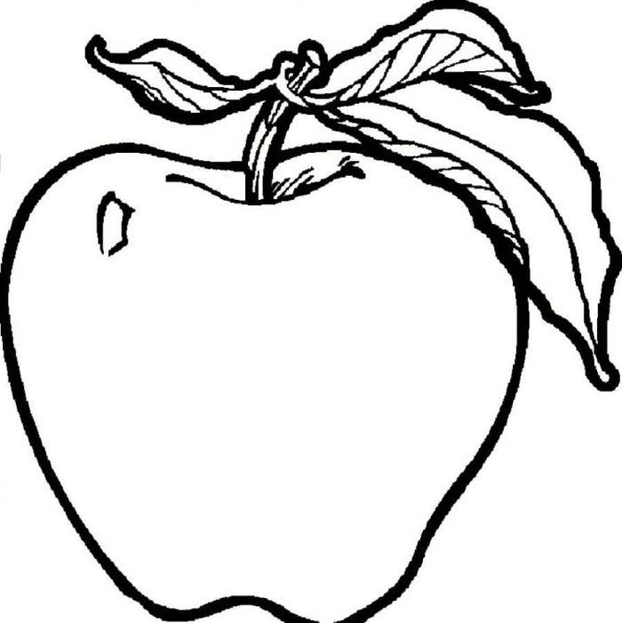 Apple Picking Coloring Pages From Apple Coloring Pages Picking