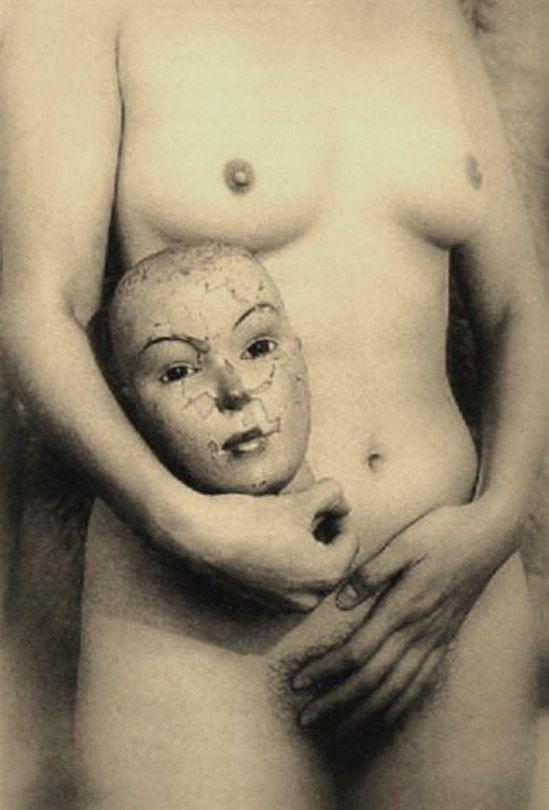 Emiel van Moerkerken. Het manmeisje 1984