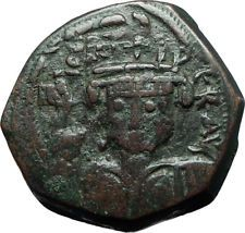 MAURICE TIBERIUS 582AD Constantinople Follis Ancient Byzantine Coin i66073