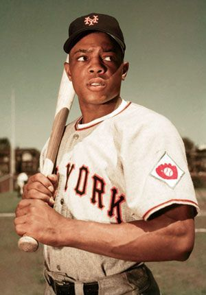 Baseball great Willie Howard Mays was born May 6th,1931. Mays played with both the New York and San Francisco Giants. He was National League batting champion four times and twice the league's Most Valuable Player.../