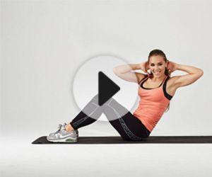 Bliv fit på 5 minutter med Anne Bechs træningsvideoer - Alt for damerne