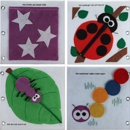 Buggy for You | Quiet Book Pattern, Busy Book Pattern, Travel Toys, Toddlers