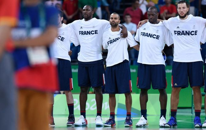 équipe de France de basket-ball, Jeux Olympiques, Rio 2016