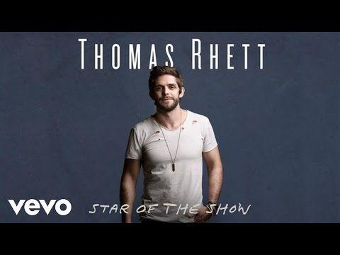 "Get Thomas Rhett's latest single ""Star of the Show"" right here! http://smarturl.it/TRStarOfTheShow Music video by Thomas Rhett performing Star Of The Show. (..."