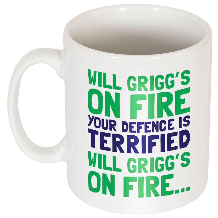 Will Grigg's On Fire Mok