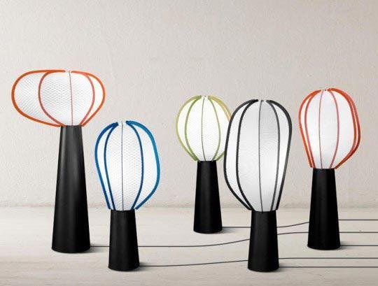 Moaïs, luminaires pour Tools Galerie, 2011 © Ionna Vautrin, photo Nicolas Aristidou