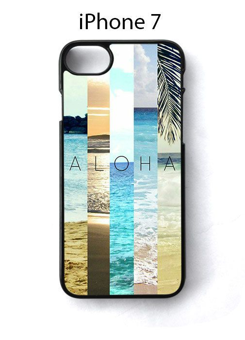 Aloha Summer Beach Vintage iPhone 7 Case Cover - Cases, Covers & Skins