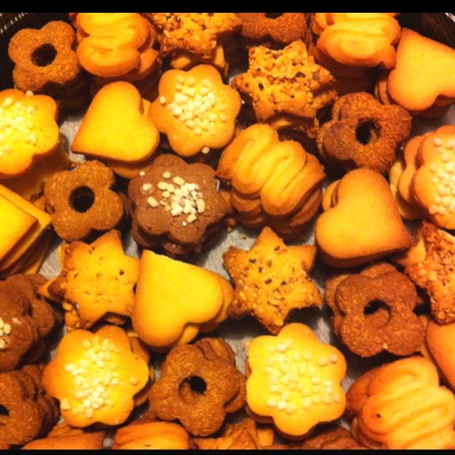 Cookies....biscotti di pasta frolla.